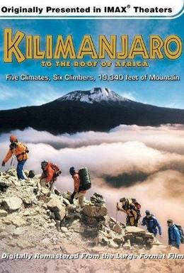 Постер фильма Килиманджаро: На крышу Африки (2002)