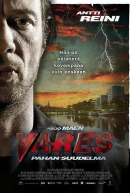 Постер фильма Варес – Поцелуй зла (2011)