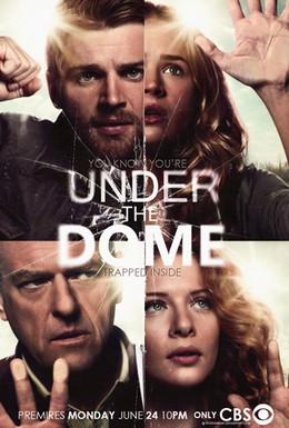 Постер фильма Под куполом (2013)