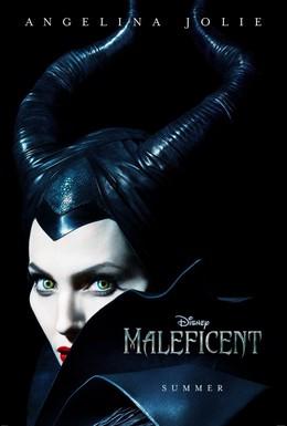 Постер фильма Малефисента (2014)