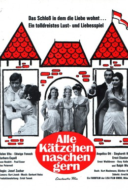 Постер фильма Все кошки любят полакомиться (1969)