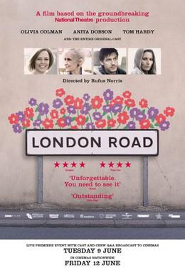 Постер фильма Лондонская дорога (2015)