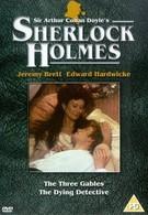 Шерлок Холмс при смерти (1921)