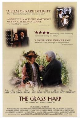 Постер фильма Голоса травы (1995)