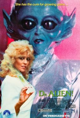 Постер фильма Доктор Чужой (1989)