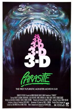 Постер фильма Паразит (1982)