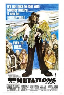 Постер фильма Создатель уродов (1974)