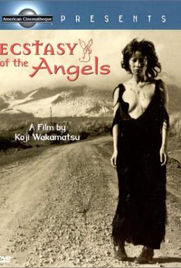 Постер фильма Ангелы в экстазе (1972)