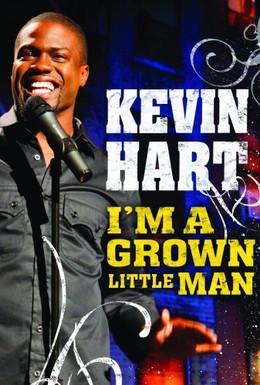 Постер фильма Кевин Харт: Я взрослый маленький человек (2009)