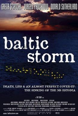 Постер фильма Балтийский шторм (2003)