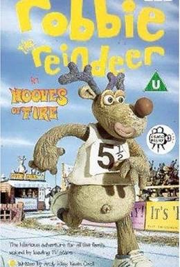 Постер фильма Робби – северный олень: Большие гонки (1999)