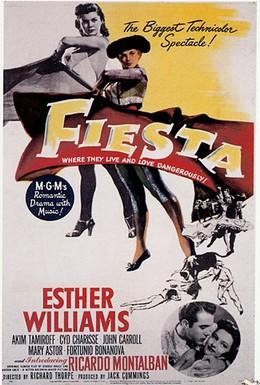 Постер фильма Фиеста (1947)