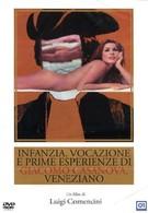 Детство, призвание и первые опыты Джакомо Казановы, венецианца (1969)