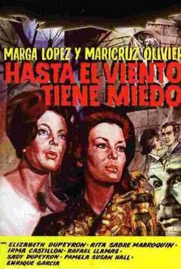 Постер фильма Даже ветер может бояться (1968)
