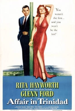 Постер фильма Афера на Тринидаде (1952)