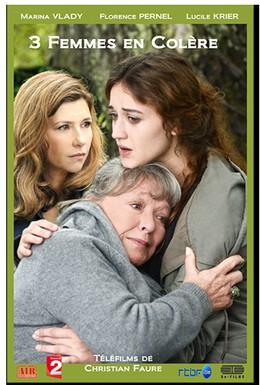 Постер фильма Трое рассерженных женщин (2013)