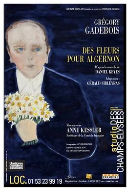 Постер фильма Цветы для Алжернона (2014)
