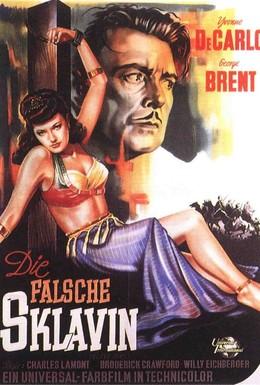 Постер фильма Рабыня (1947)