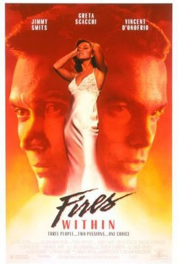 Постер фильма Пламя в душе (1991)