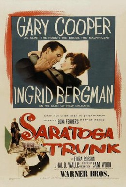 Постер фильма Саратогская железнодорожная ветка (1945)
