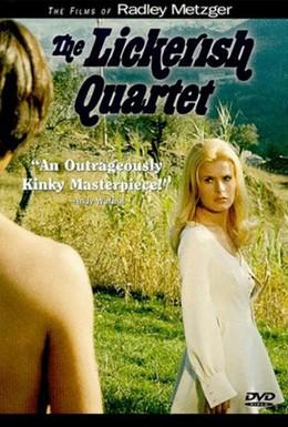Постер фильма Распутный квартет (1970)