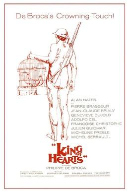 Постер фильма Червовый король (1966)