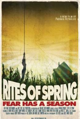 Постер фильма Весенние ритуалы (2011)