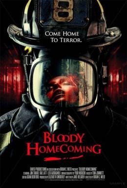 Постер фильма Кровавое возвращение домой (2013)