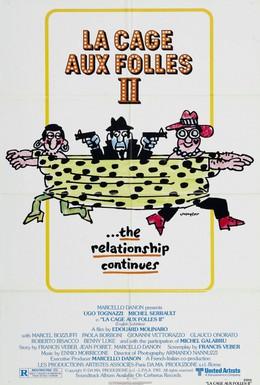 Постер фильма Клетка для чудаков 2 (1980)
