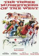 Три мушкетера на Диком Западе (1973)