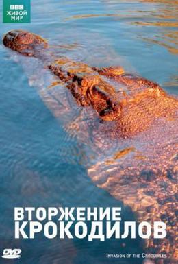 Постер фильма BBC: Вторжение крокодилов (2006)