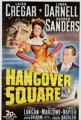 Постер фильма Хэнговер-сквер (1945)