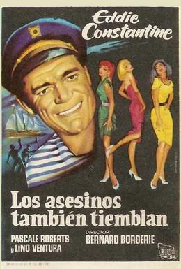 Постер фильма Дамы предпочитают мамбо (1957)