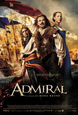 Постер фильма Адмирал (2015)