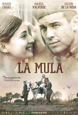Постер фильма Мул (2013)