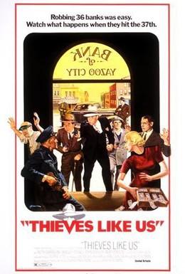 Постер фильма Воры как мы (1974)