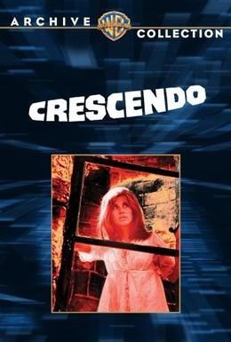 Постер фильма Крещендо (1970)