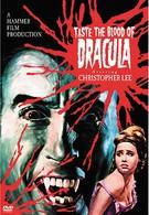 Вкус крови Дракулы (1970)