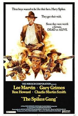 Постер фильма Банда Спайкса (1974)