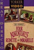 4 приключения Ренетт и Мирабель (1987)