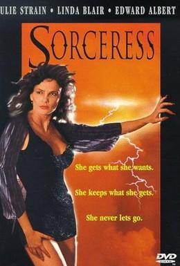 Постер фильма Любовь и магия 2: Колдунья (1995)