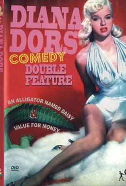 Постер фильма Аллигатор по имени Дэйзи (1955)