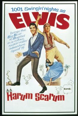 Постер фильма Каникулы в гареме (1965)