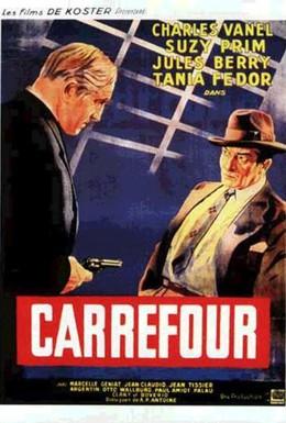 Постер фильма Перекрёсток (1938)