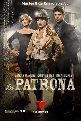 Постер фильма Госпожа (2013)