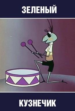 Постер фильма Городок жур-жур. Зелёный кузнечик (1972)