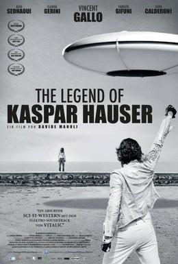 Постер фильма Легенда о Каспаре Хаузере (2012)
