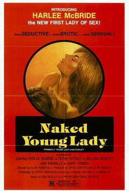 Постер фильма Молодая леди Чаттерлей (1977)
