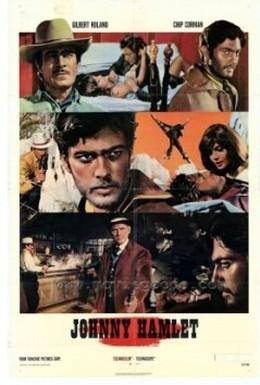 Постер фильма Джонни Гамлет (1968)