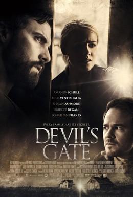 Постер фильма Дьявольские врата (2017)